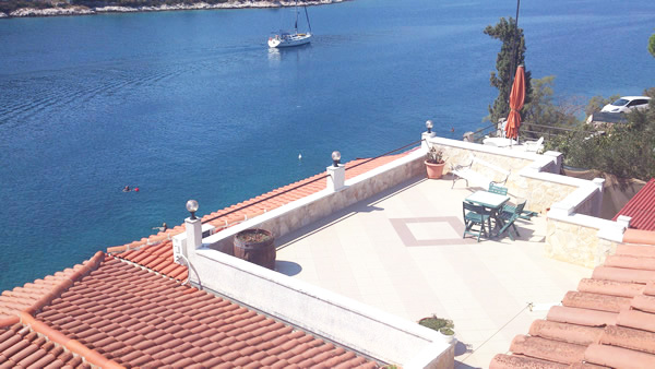 view from house - Apartments and rooms in Croatia - Villa Carmen